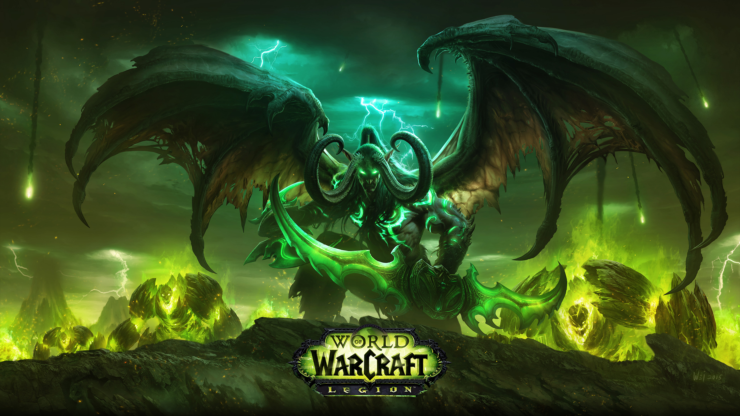 WOW: Legion Wallpaper