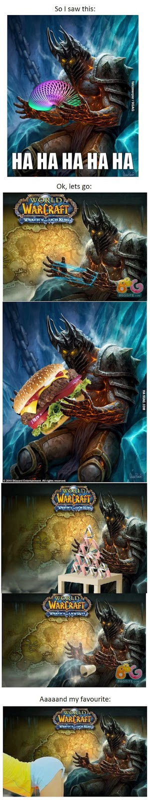 Lich King meme 1