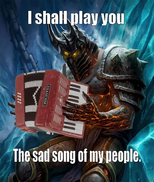 Lich King meme 7