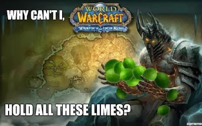 Lich King meme 9