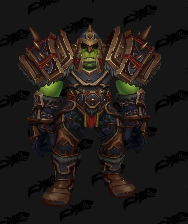 Horde Warfronts Plate sets Tier 1