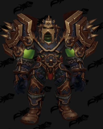 Horde Warfronts Plate Sets Tier 2