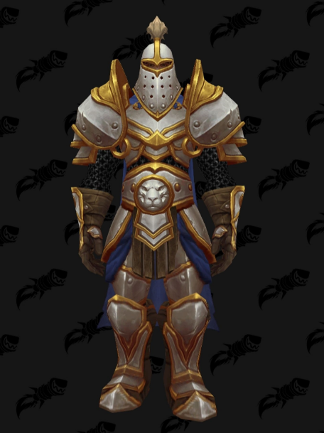 Alliance Warfront Set - 4