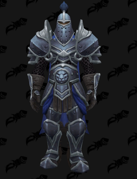 Alliance Warfronts Plate sets Tier 2