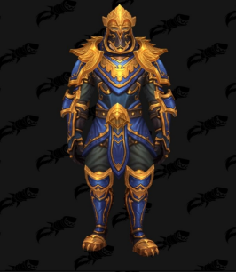 Alliance Warfronts Leather sets Tier 3