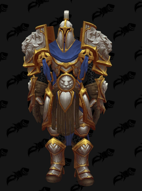Alliance Warfronts Plate sets Tier 3