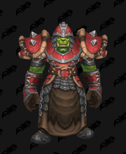 Horde Warfronts Mail sets Tier 1