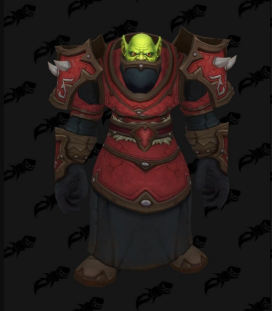 Horde Warfront Set - 1