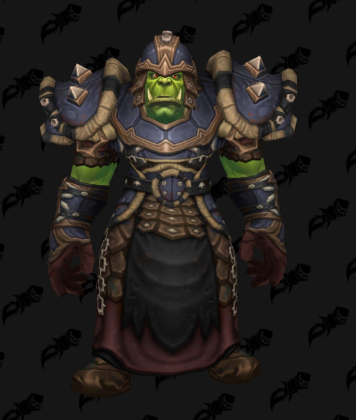 Horde Warfront Set - 2