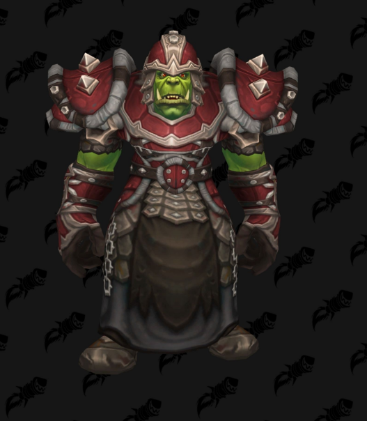 Horde Warfront Set - 3