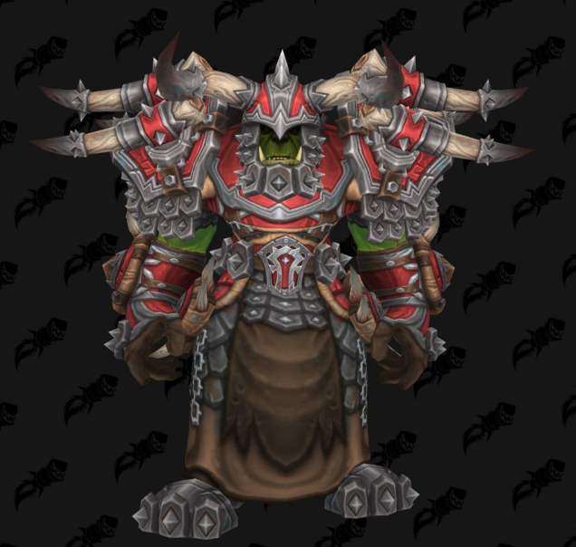 Horde Warfronts Mail sets Tier 3