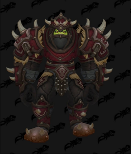 Horde Warfronts Leather sets Tier 3