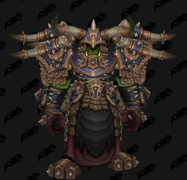 Horde Warfront Set - 8