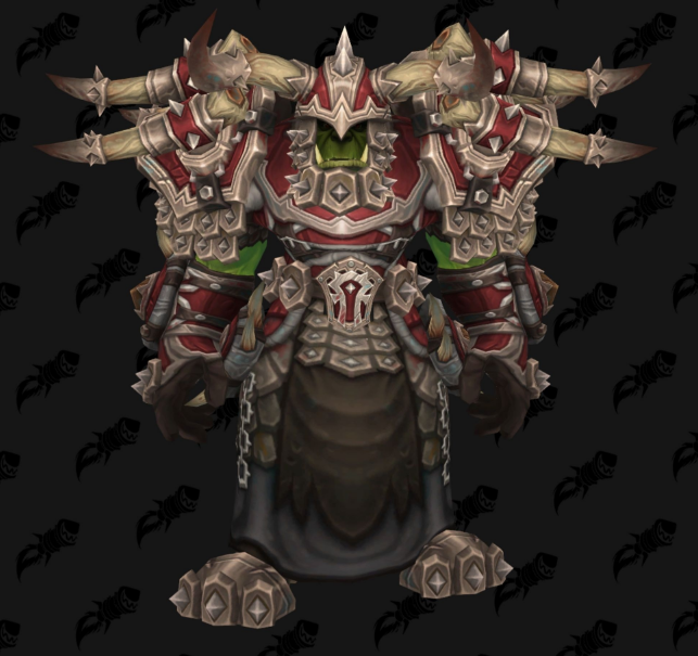Horde Warfront Set - 9