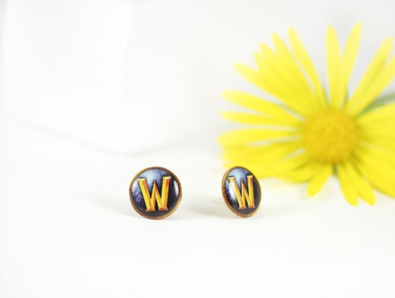World of Warcraft earrings-1