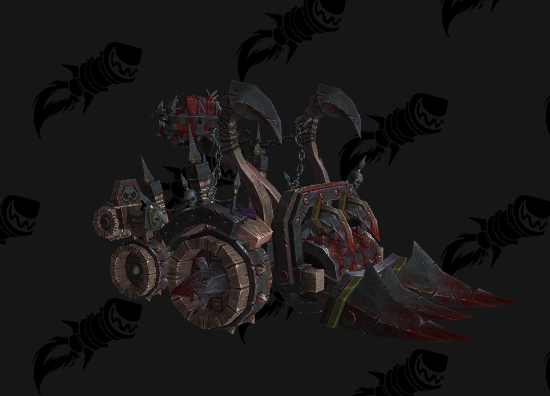 Meat Wagon Mount