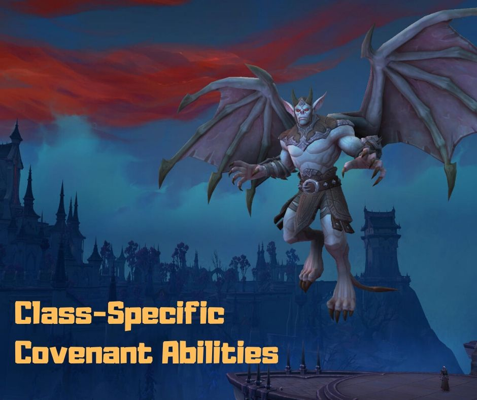 Covenant Abilities