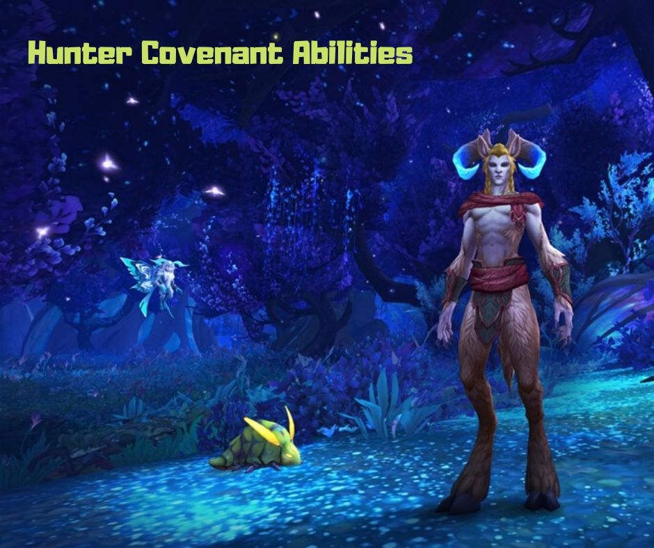 Hunter Covenant Abilities