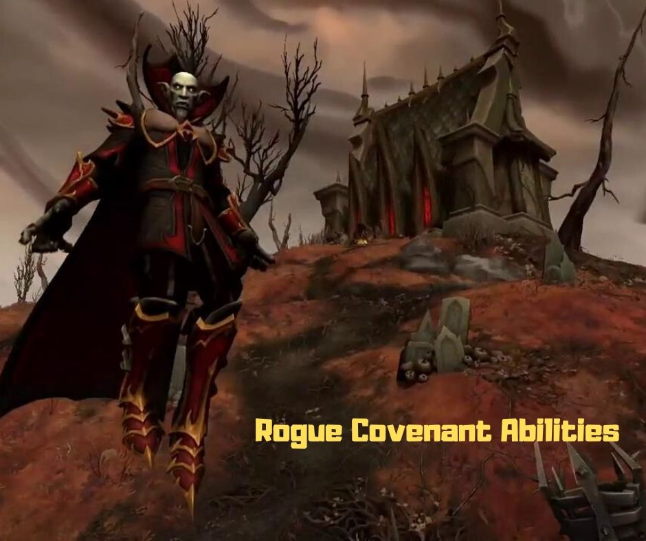 Rogue Covenant Abilities