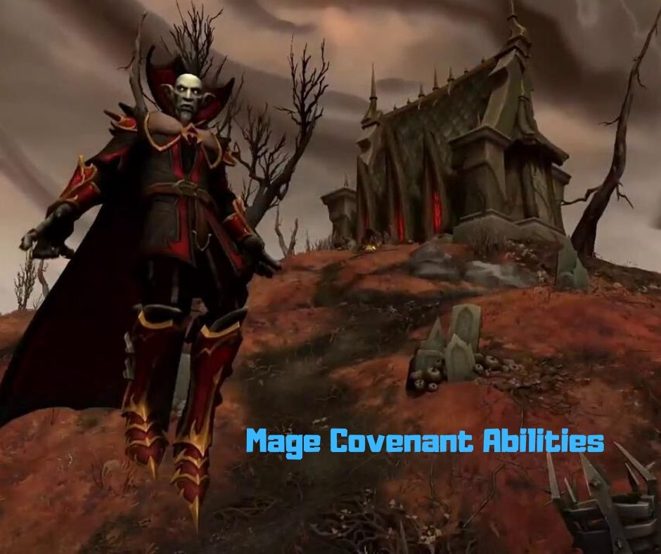 Mage Covenant Abilities