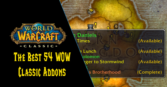 54 Awesome Wow Classic Addons 2019 Bestial Wrath