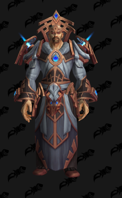 Kyrian Covenant Transmog Sets