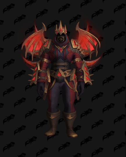 Venthyr Covenant Transmog Sets